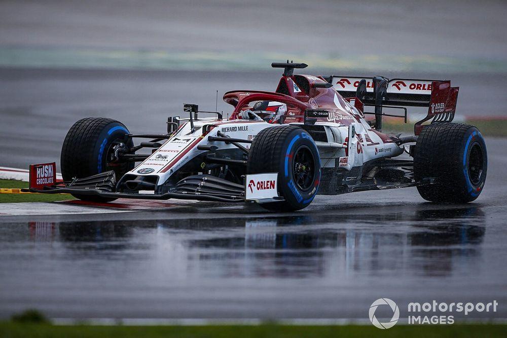 Slow FP3 laps aided Alfa's qualifying effort - Raikkonen