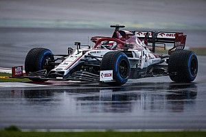 Slow FP3 laps aided Alfa's qualifying effort - Raikkonen