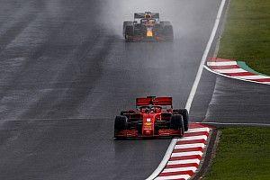 Vettel explicó la principal deficiencia del SF1000