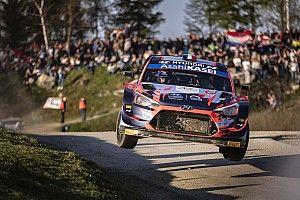 Fotogallery WRC: l'avvincente e incerto Rally Croazia 2021