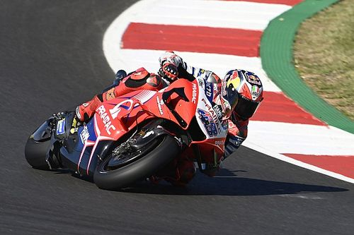 Miller's Portimao race won't be dictated by Ducati title hopes
