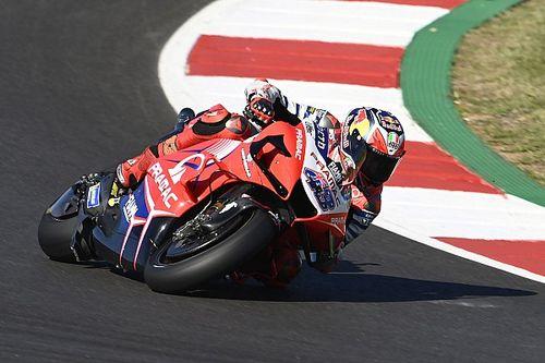 Portimao MotoGP: Miller tops tight FP3 as Mir misses Q2 cut