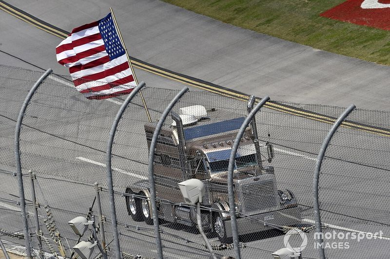 Talladega to offer COVID-19 vaccine, and a drive around the track