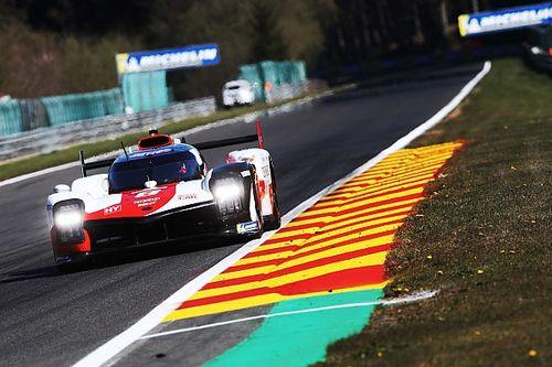 Toyota souhaite un nouveau ralentissement des LMP2
