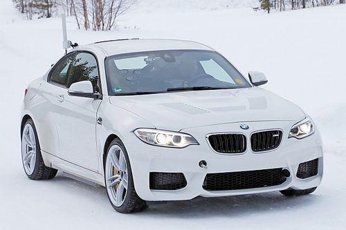 BMW studia una M2 elettrica da 1360 CV?