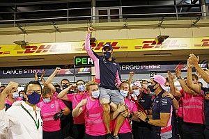 Brawn: Racing Point deve estar questionando decisão sobre Pérez após vitória