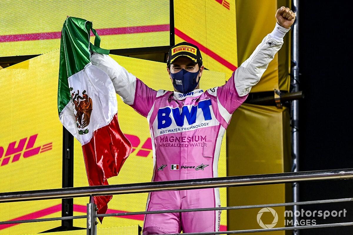 F1: Marko diz que vitória de Pérez não foi decisiva para Red Bull contratá-lo