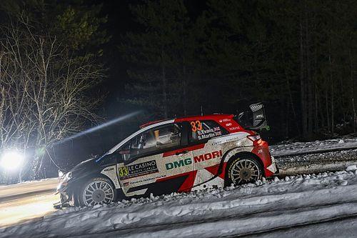 Hasil SS11 Reli Monte Carlo 2021: Evans Dekati Ogier Usai Jadi Tercepat