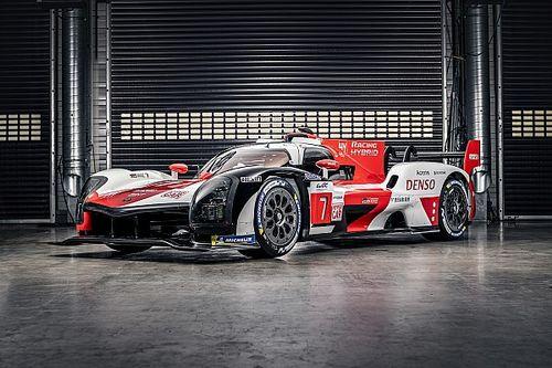 Así es el nuevo Toyota GR010 que correrá en el WEC y Le Mans