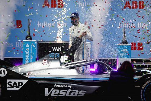 Vandoorne resiste en un frenético final para ganar en Roma