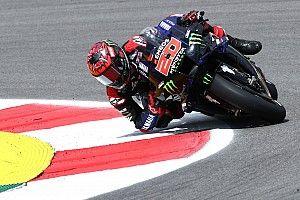 Quartararo arranca el sábado arriba en Portimao; Márquez va a la Q1