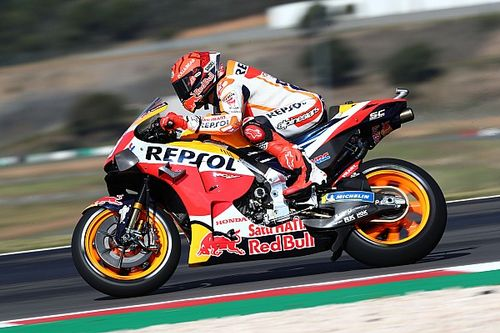 MotoGP, Portimao, Libere 1: svetta Vinales, ma Marquez è 3°!