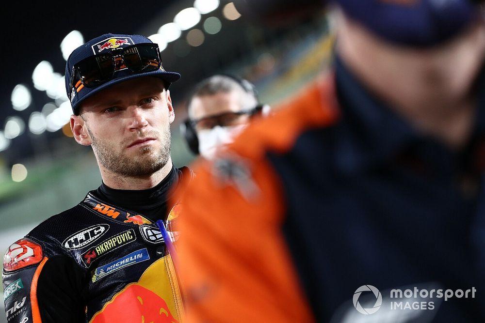 "Binder responds to ""sensitive"" Rossi after aggressive MotoGP riding criticism"