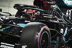 Russell Tekan Tombol Netral di Kualifikasi GP Sakhir