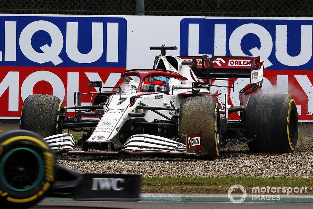 La FIA accepte de réexaminer la pénalité de Räikkönen à Imola