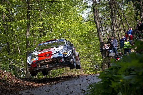 Ogier arrache la victoire au Rallye de Croatie pour six dixièmes