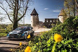El emocionante Rally de Croacia 2021 del WRC, en vídeos