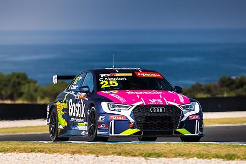 Phillip Island TCR: Mostert wins frantic second race