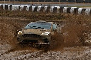 Torn Fiestą Rally3 w pełnym sezonie ERC