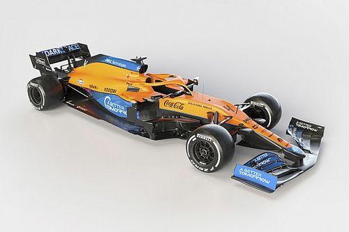 Beberapa Ubahan pada McLaren MCL35M