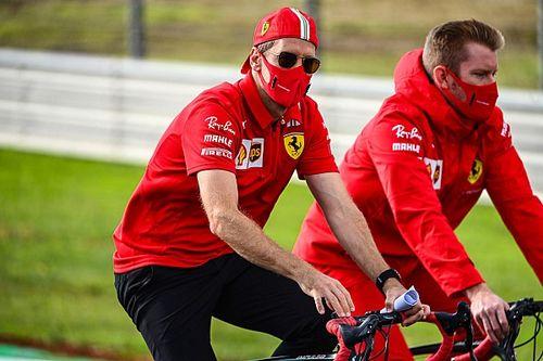 Sebastian Vettel Mentor yang Cocok untuk Lance Stroll