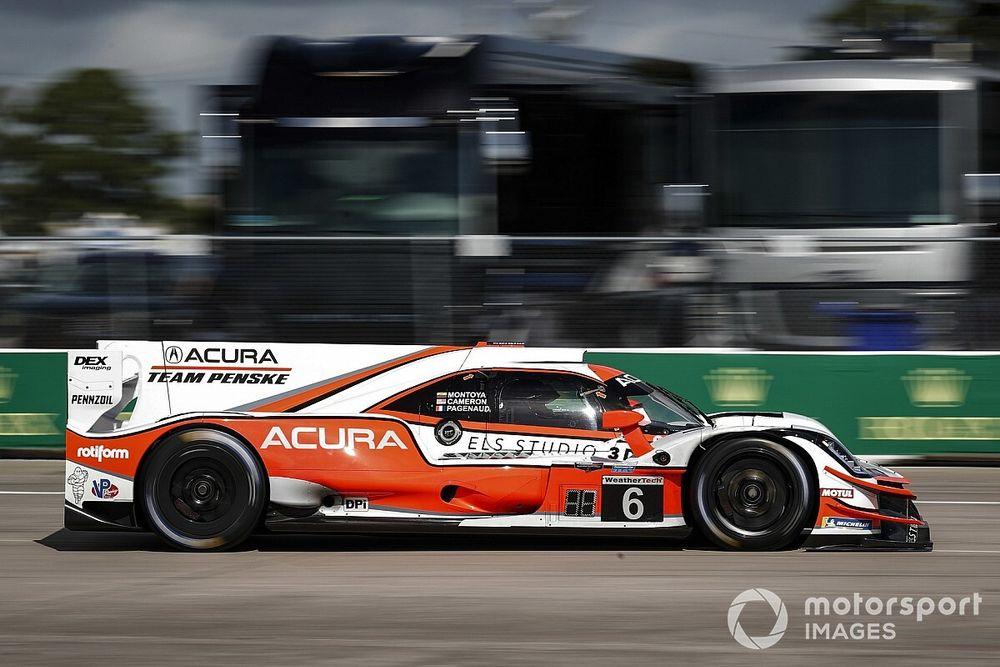 Sebring 12 Hours: Montoya leads at halfway as WTR hits trouble