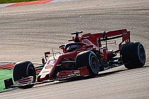 """Vettel endişeli değil: """"Pist hafta sonu boyunca gelişecek"""""""