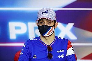 """Ocon, Bahreyn GP için """"iyimser"""""""