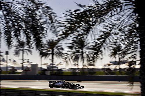 Daftar Lengkap Pembalap untuk Tes F1 Abu Dhabi
