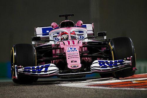 Pérez: será difícil remontar en Abu Dhabi, pero hay mucho en juego