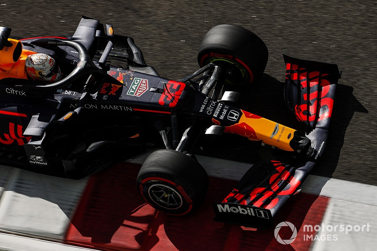 F1アブダビFP2速報:ボッタスがトップタイム。レッドブル・ホンダは3、4番手