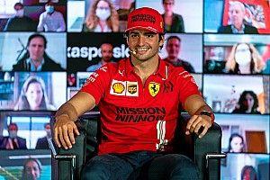 Ferrari: no esperamos a un Sainz al 100 por ciento en Bahréin