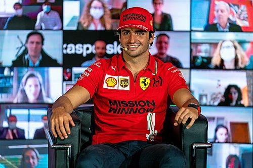 Sainz Bawa Sesuatu yang Dibutuhkan Ferrari