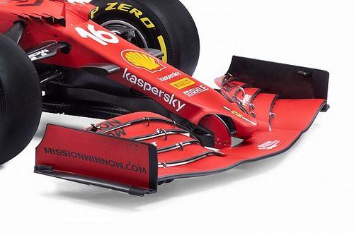 The car Ferrari hopes will arrest its alarming F1 slide