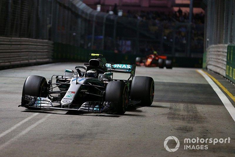 Drapeaux bleus : la FIA imperméable à la requête de Bottas