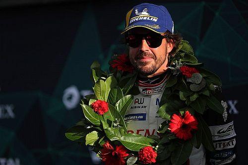 """Alonso: """"Fuji é um lugar mágico, esperamos vencer"""""""