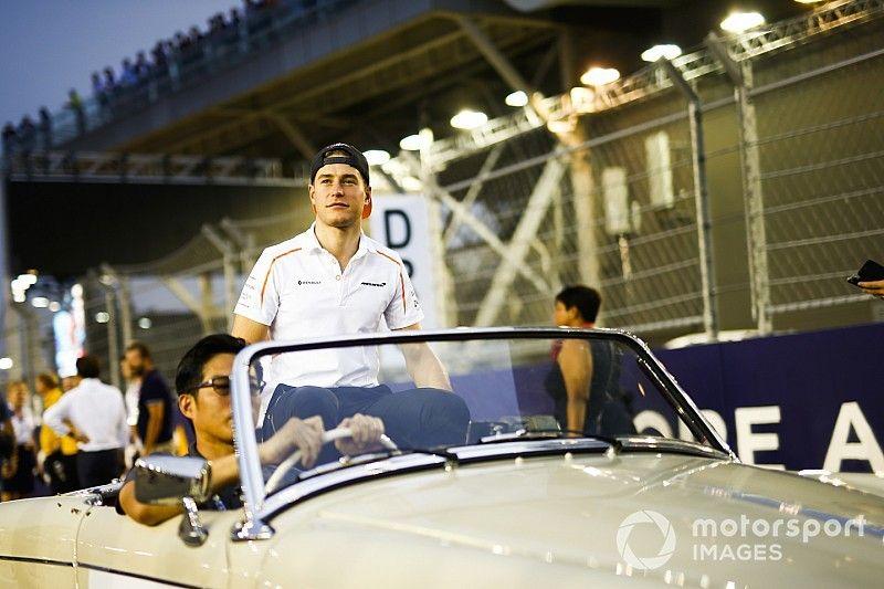 """Marko descarta Vandoorne: """"No es rápido para a F1"""""""