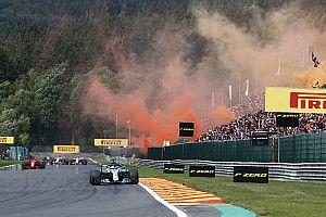 Formel 1 Belgien 2018: Das Rennergebnis in Bildern