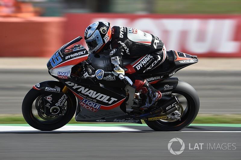 Moto2 Misano: Schrötter topt de vrijdagtraining voor Bagnaia