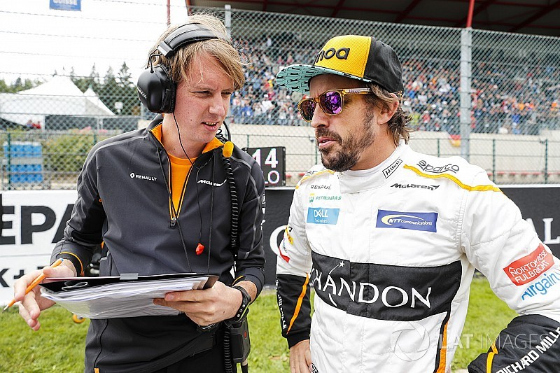 Alonso: a monzai pálya az autónk minden gyengeségét előhozza