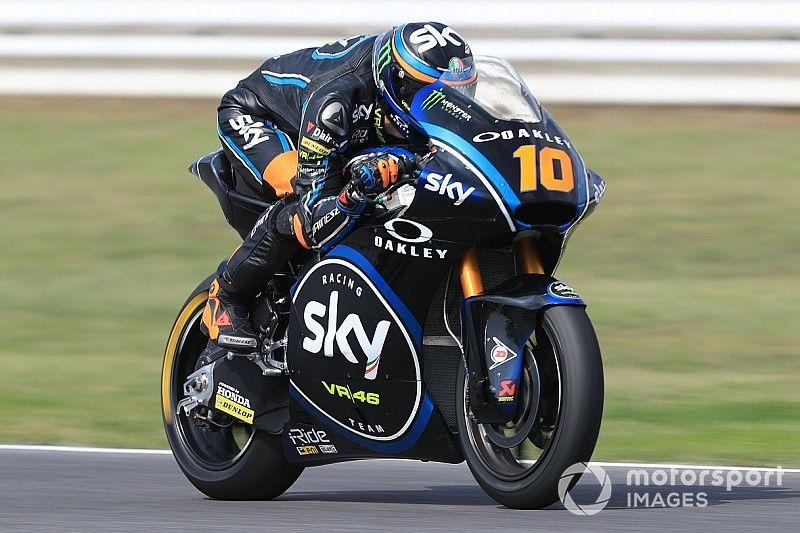 Time de Rossi confirma duplas para 2019 na Moto2 e Moto3