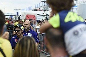 """Rossi de retour à Misano, """"une course particulière"""" sur ses terres"""