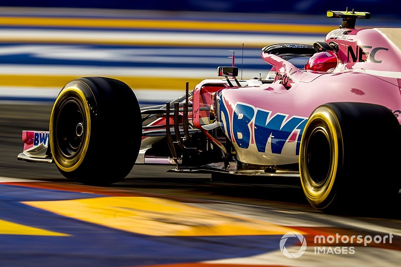 Racing Point избежала штрафа за старое нарушение Force India