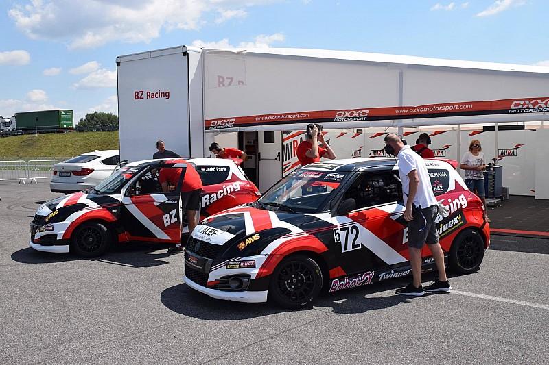 BZ Racing: a tempó jó volt, de az eredmény elmaradt Szlovákiában