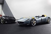 Paduan klasik-futuristik dalam Ferrari Monza SP