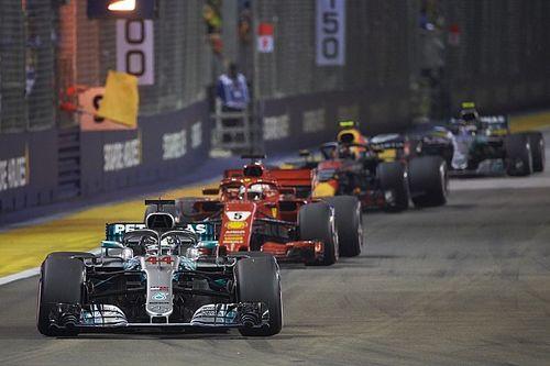 Pirelli promet de tirer des leçons du GP de Singapour