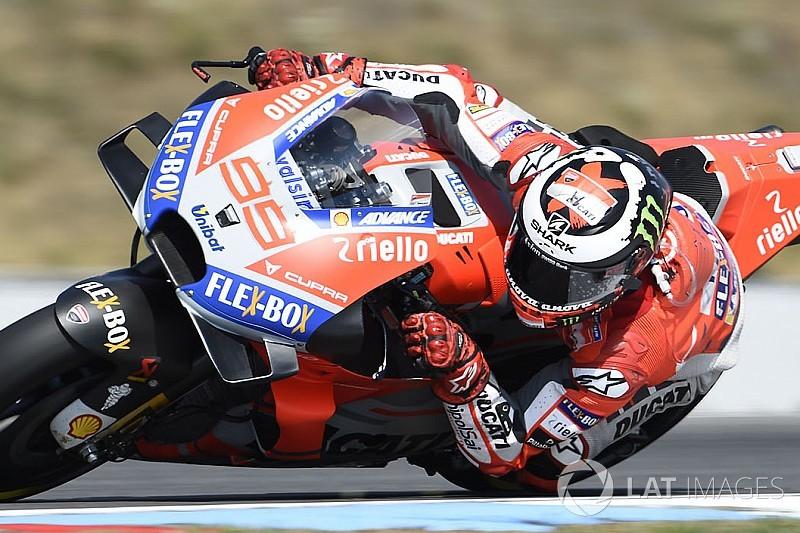 Les pilotes Ducati convaincus par leur nouveau carénage