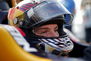 Ticktum keen to solve