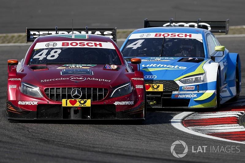 Diaporama : le suisse Mortara et Müller dans le DTM au Nürburgring