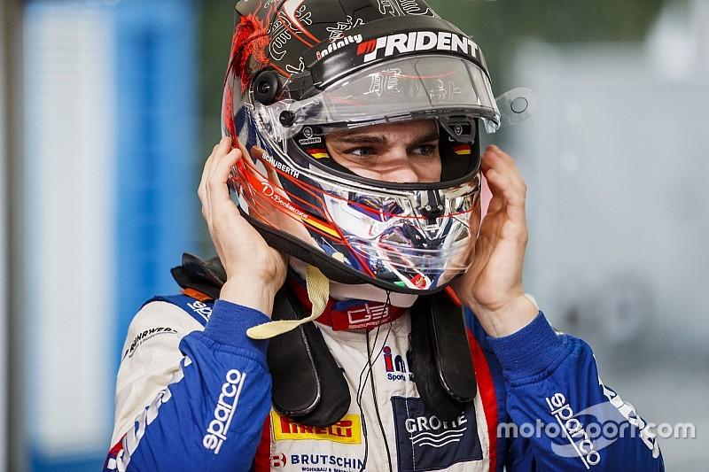 Monza GP3: Beckmann scores back-to-back poles